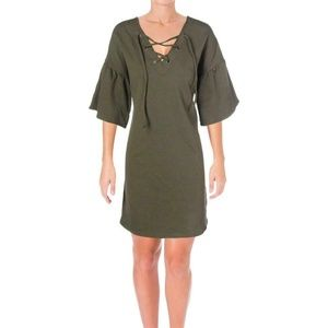 Sanctuary Women's Mini Sweatshirt Dress $119